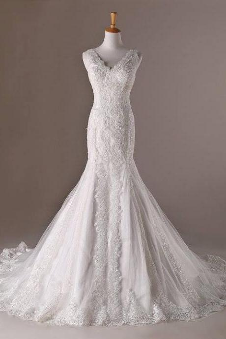 Wedding Dresses, Wedding Gown kb20183061